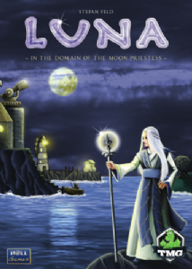 Luna : In the Domain of the Moon Princess